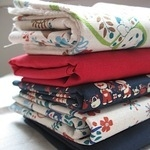 Mini Cloth stack Folklore favourites