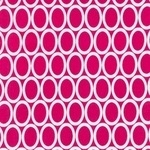 Anne Kelle remix oval in bright pink