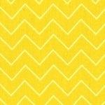Dear Stella Garden party zig zag in yellow