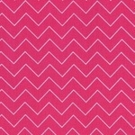 Dear Stella Garden party zig zag in pink