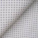 'Madame Bijoux Paris' pure linen spot in mauve