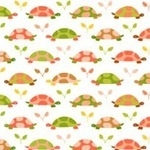 Patty Slongier, Les Amis Turtle parade in coral