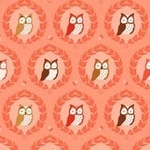 Patty Slongier, Les Amis sweet owlies in peach