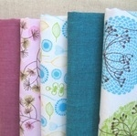 Mini cloth stack 'just a shot of bloom'