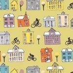 Julia Rothman Ride - cycle journeys