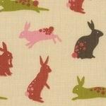 Westfalenstoffe Linz a husk of hares enjoying life  (wide)