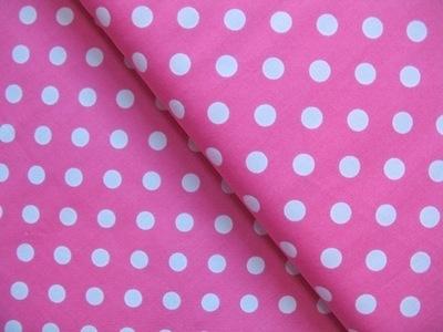 Lecien 1cm spot  in sweetie pinkness