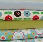 FQ Cloth stack floral combo on CORD
