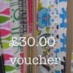 Gift Voucher worth £30