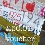Gift Voucher worth £50