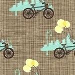 Kate & Birdie paper co. Lamp post bicycle