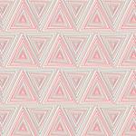 Art Gallery Minimalista graphic prisma in watermelon