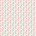 Art Gallery Minimalista triangular confetti in watermelon