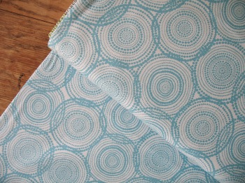 Valori Wells Quill gratitude Aboriginal spots in cool blue