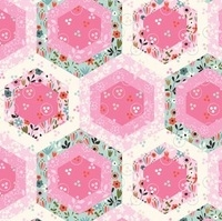 Studio - E - Beautiful Girl, Cheat patchwork Hexies