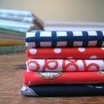 Mini Cloth Stack …Just boy's stuff