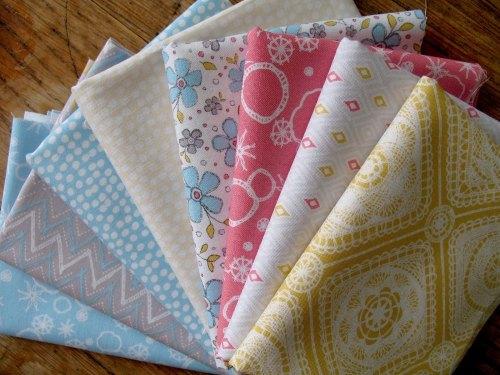 Mini cloth stack  ..ppp... pick up a PRAIRIE
