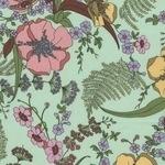 Robert Kaufman Lennox Gardens floral print 2 COTTON LAWN
