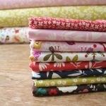 Mini Cloth Stack Carolyn Gavin Petite fleur - organic