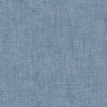 Robert Kaufman Bradford Herringbone twill linen mix -BLUE (wide)