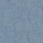 Robert Kaufman Bradford Herringbone twill linen mix -BLUE (wide)