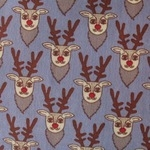 Dutch baby corduroy Christmas reindeer with beard  WIDE
