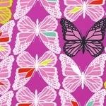 Rashida Coleman- Hale -Moonlit  monarch butterfly in orchid