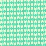 Rashida Coleman - Hale -Moonlit arrows in aqua