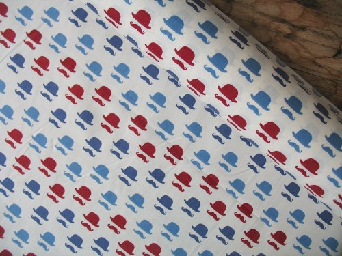 Ultimate textiles london stockbroker in blue & red