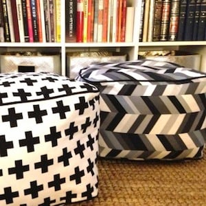 squarefloorpillows