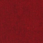 Robert Kaufman Shetland FLANNEL herringbone in flame  red