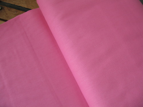 Robert Kaufman Essex LINEN in Pink