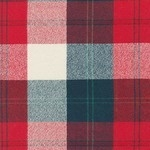 Robert Kaufman Mammoth FLANNEL farmers rugged check