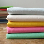 Cloth stack ESSEX LINEN  candy cane ..