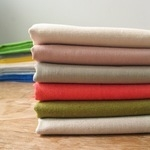 Cloth stack ESSEX LINEN desert storms