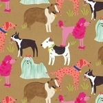 Blend by Maude Ashbury Best in show dogs on kraft