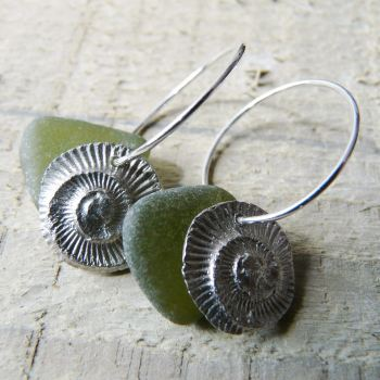 Jurassic Earrings