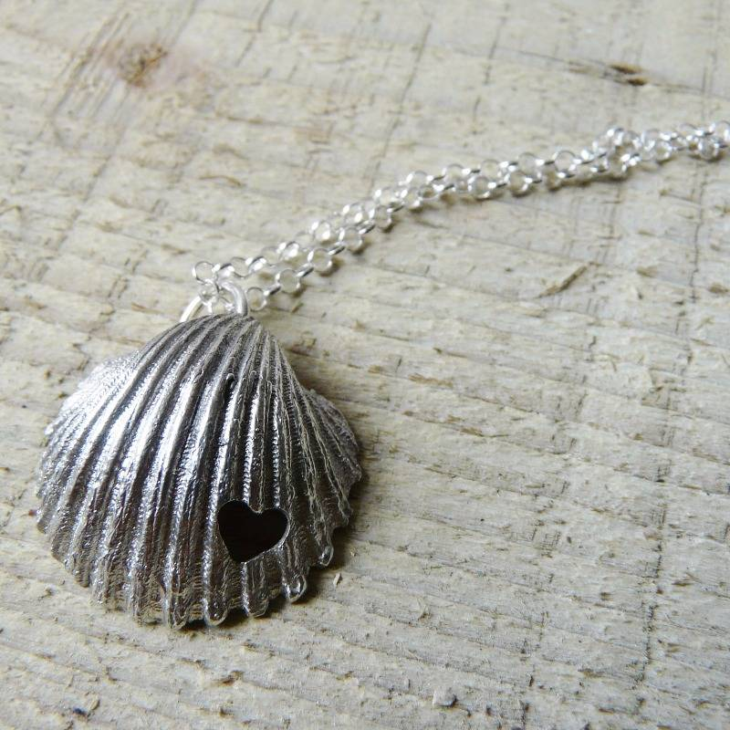 Shell Love Necklace