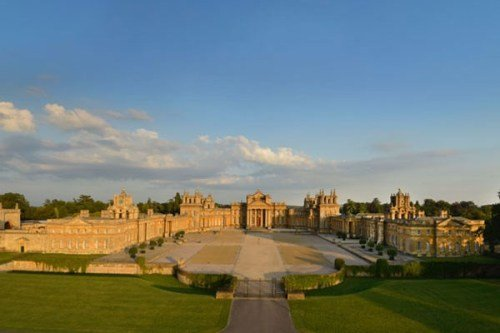 Annual Entry to Blenheim Palace with Afternoon Tea for Two