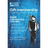 Give a gift membership to the RSPB