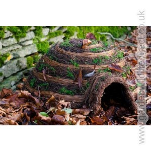 Treat a hedgehog or nature lover to a hedgehog house for their garden