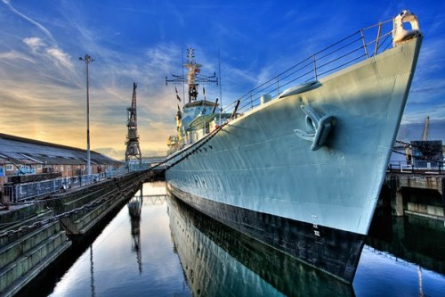 Buy a Gift have a special offer on the Chatham Historic Dockyard Day Pass