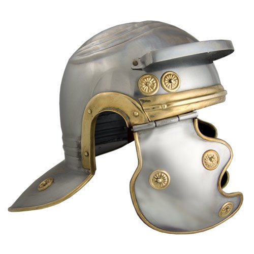 There's this Roman Legionary Helmet