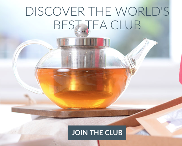 Discover more about Whittards' Tea Club