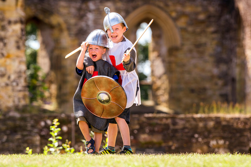 Adult Annual English Heritage Membership - Kids go Free