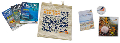 Give a gift membership to the Marine Conservation Society
