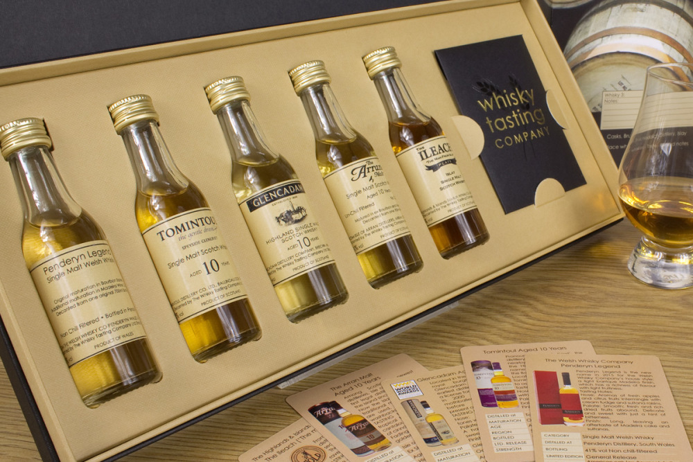 A gift for whisky lovers - an Artisan Whisky Subscription