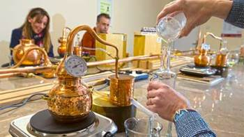 Gin School Experience Day for Two at Nelson's Gin Distillery and Gin School
