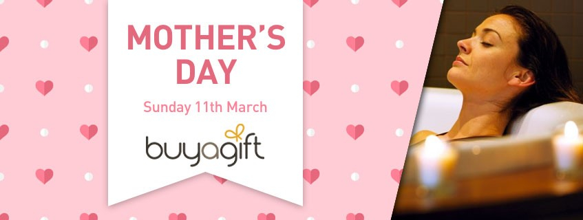 Buy a gift for Mum this Mother's Day, Sunday 11 March 2018