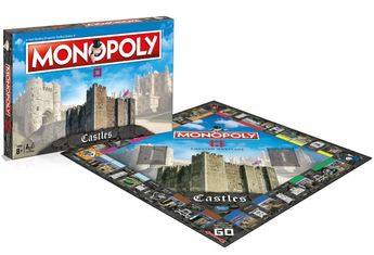 English Heritage Monopoly games